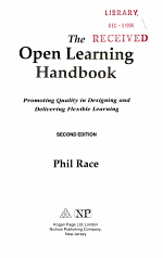 The Open Learning Handbook