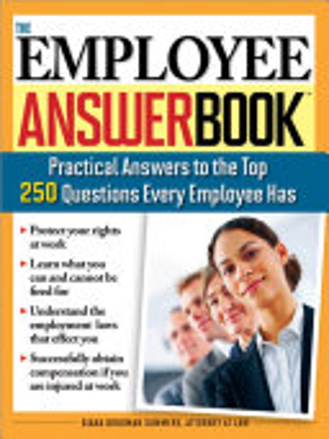 The Employee Answer Book PDF