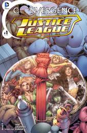 Convergence: Justice League (2015-) #1