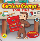 Curious George Tool Time Book