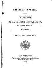 Catalogue de la galerie des tableaux: Volumes1à3