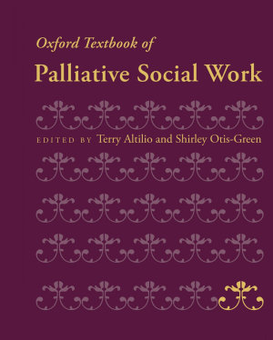 Oxford Textbook of Palliative Social Work PDF