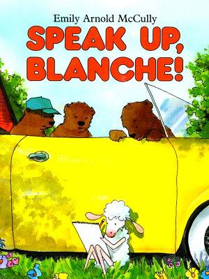 Speak Up  Blanche