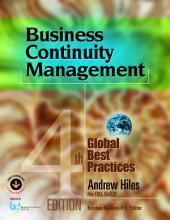 Business Continuity Management: Global Best Practices, Edition 4