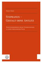 Stephanus     Gestalt ohne Antlitz PDF