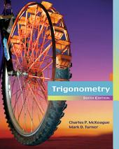 Trigonometry: Edition 6