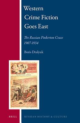 Western Crime Fiction Goes East PDF