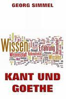 Kant und Goethe PDF