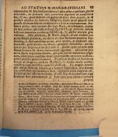 De thure et cereis ad statuas M. Marii Gratidiani, ad Cicer. de offic. l. III, c. XX, §. 80. disserit ... ad solennem panegyrin ... invitans M. Georgius Sigismundus Greenius