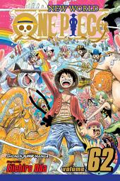 One Piece, Vol. 62: Adventure on Fish-Man Island