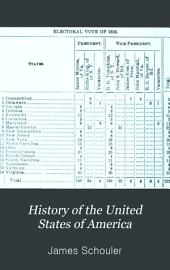 History of the United States of America: Under the Constitution [1783-1865], Volume 2
