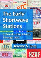 The Early Shortwave Stations PDF
