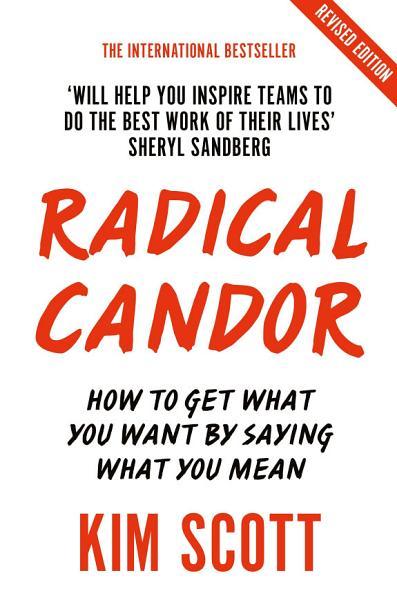 Download Radical Candor Book