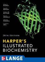 Harper s Illustrated Biochemistry  28th Edition PDF