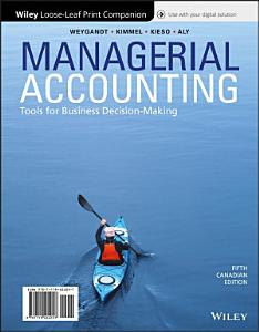 Managerial Accounting  Loose Leaf Print Companion Book