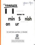 The Complete Idiot s Guide to Learning Spanish on Your Own PDF