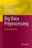 Big Data Preprocessing PDF