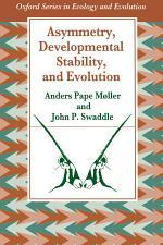 Asymmetry, Developmental Stability and Evolution