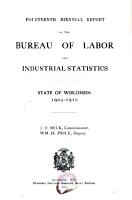 Public Documents of the State of Wisconsin PDF