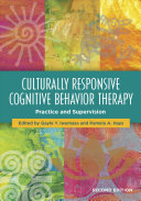 Culturally Responsive Cognitive Behavior Therapy Book PDF