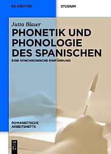 Phonetik und Phonologie des Spanischen PDF