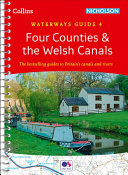 Four Counties and the Welsh Canals No. 4 (Collins Nicholson Waterways Guides)