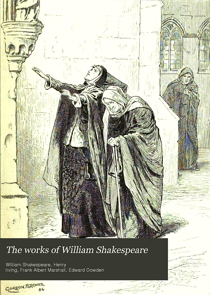 The Works of William Shakespeare: King Richard III. King John. Merchant of Venice. King Henry IV, pt. I-II