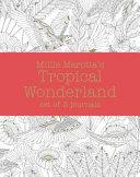 Millie Marotta's Tropical Wonderland – journal set
