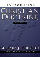 Introducing Christian Doctrine PDF