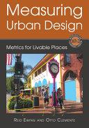 Measuring Urban Design PDF