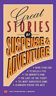Great Stories of Suspense   Adventure PDF