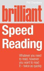 Brilliant Speed Reading