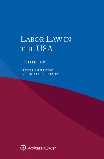 Labour Law in the USA PDF