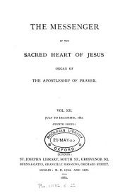 The Messenger of the sacred heart of Jesus [afterw.] The Messenger