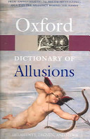 The Oxford Dictionary of Allusions PDF