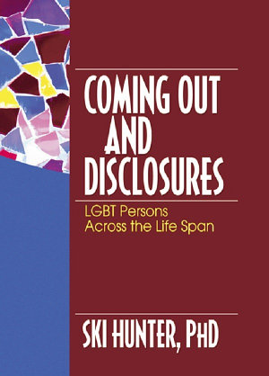 Coming Out and Disclosures PDF