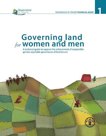 Governing Land for Women and Men PDF