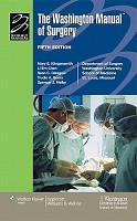 The Washington Manual of Surgery PDF