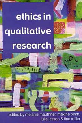 Ethics in Qualitative Research PDF