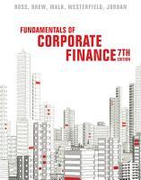 Fundamentals of Corporate Finance  Seventh Edition PDF