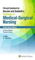Clinical Handbook for Brunner and Suddarth   s Textbook of Medical Surgical Nursing PDF