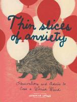 Thin Slices of Anxiety PDF