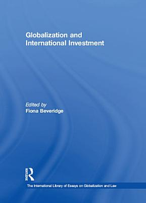 Globalization and International Investment PDF