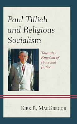 Paul Tillich And Religious Socialism