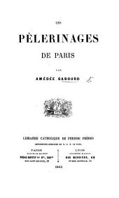 Les pèlerinages de Paris