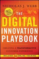 The Digital Innovation Playbook PDF