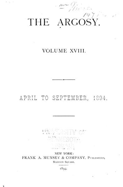 Download Argosy Book