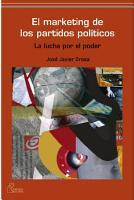 El marketing de los partidos pol  ticos PDF