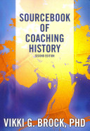 Sourcebook of Coaching History
