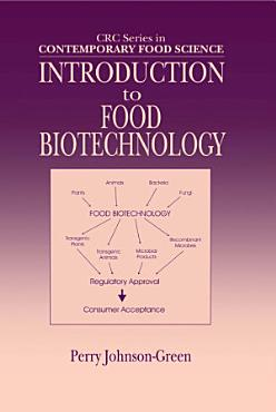 Introduction to Food Biotechnology PDF